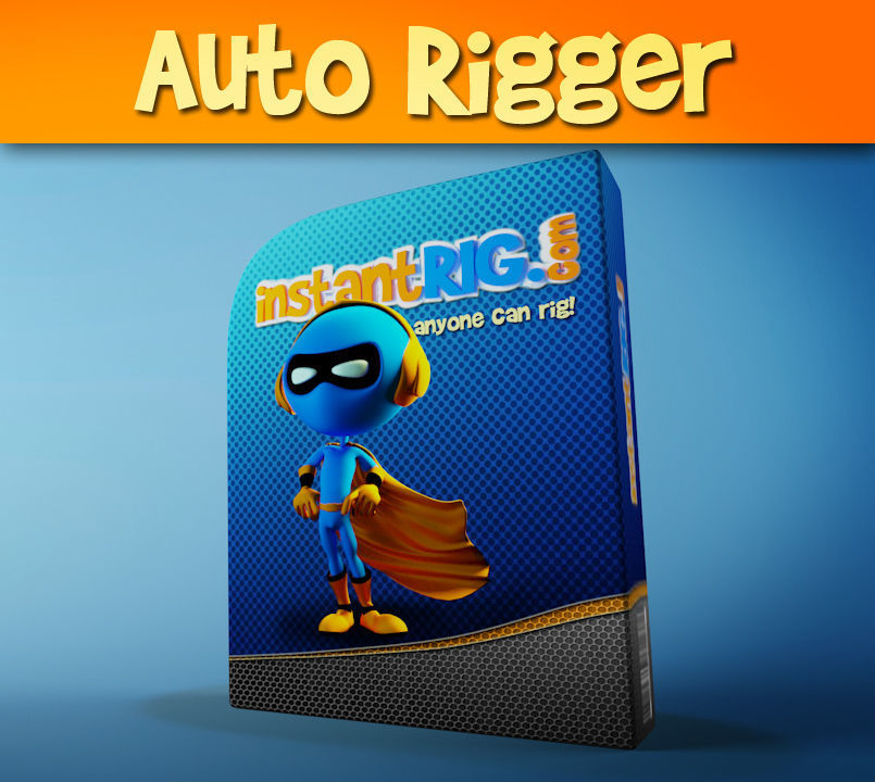 InstantRig Auto Rigger Script for Max