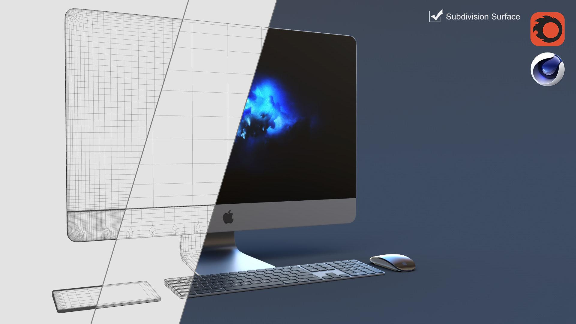 iMac Pro Set