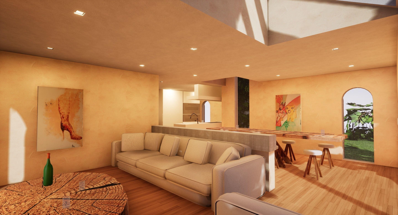 SHC Spanish Modern House 3