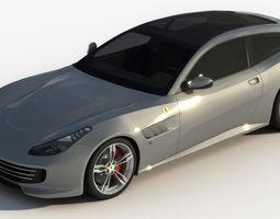 3D model Ferrari GTC4Lusso