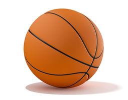 animated 3d basketball