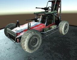 Desert Patrol 3D asset