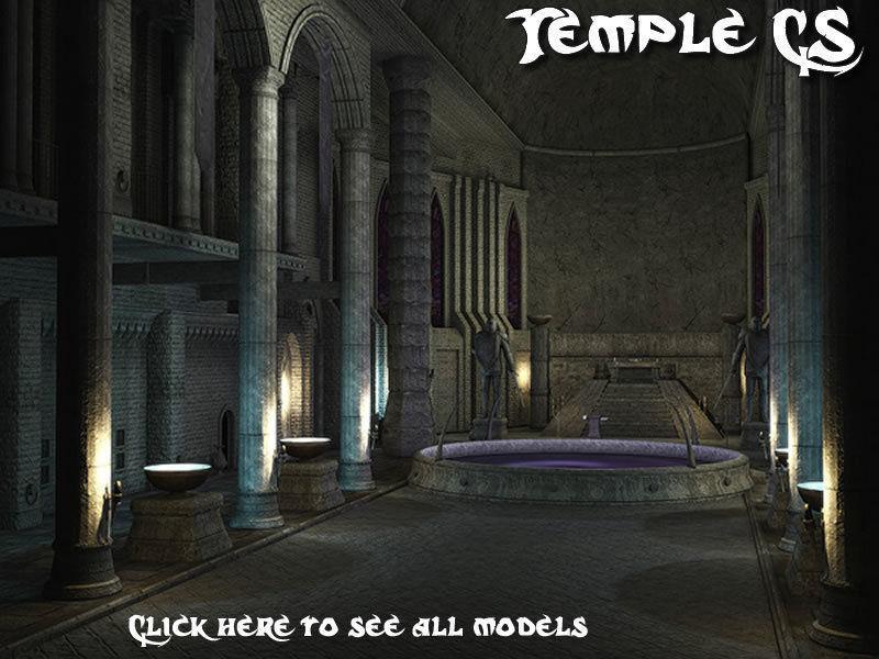 Temple CS