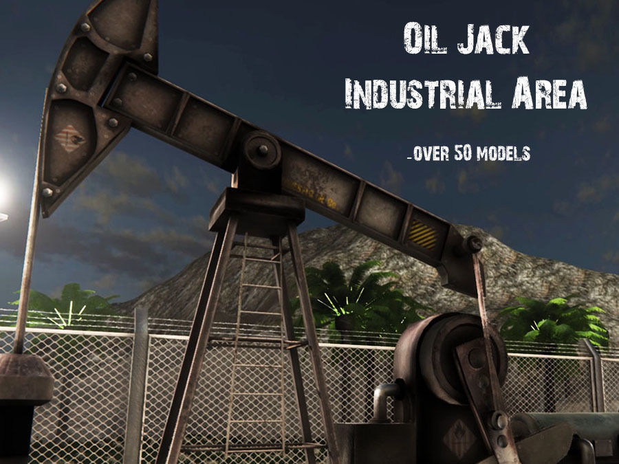 OilJack Industrial Area