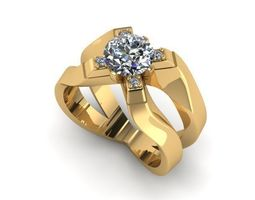 3D print model Ring R0538