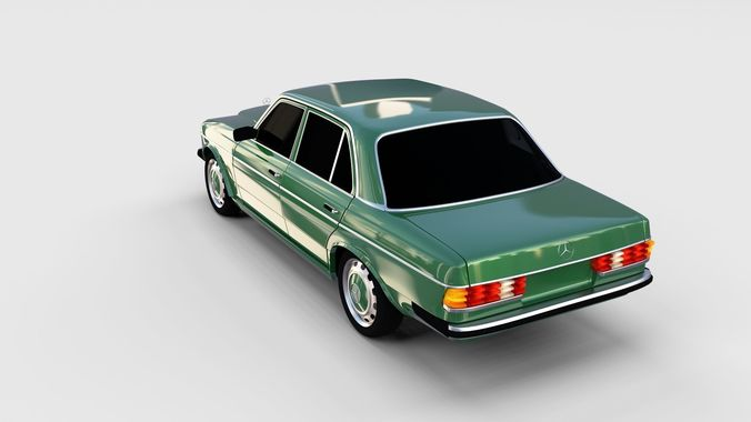 Car Collection Vol 2 3d Model Cgtrader