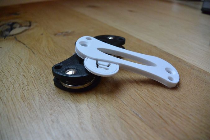 key store 3d model stl 1