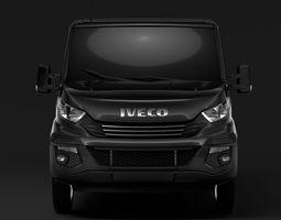 Iveco Daily Van L2H1 2017 3D