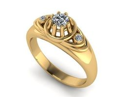 3D printable model Ring R0544