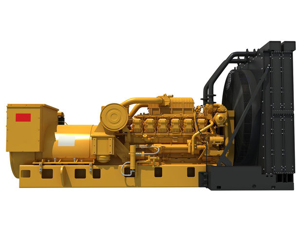 Power Generator Engine