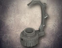 3D printable model B-Holder - Miniature Painting Holder