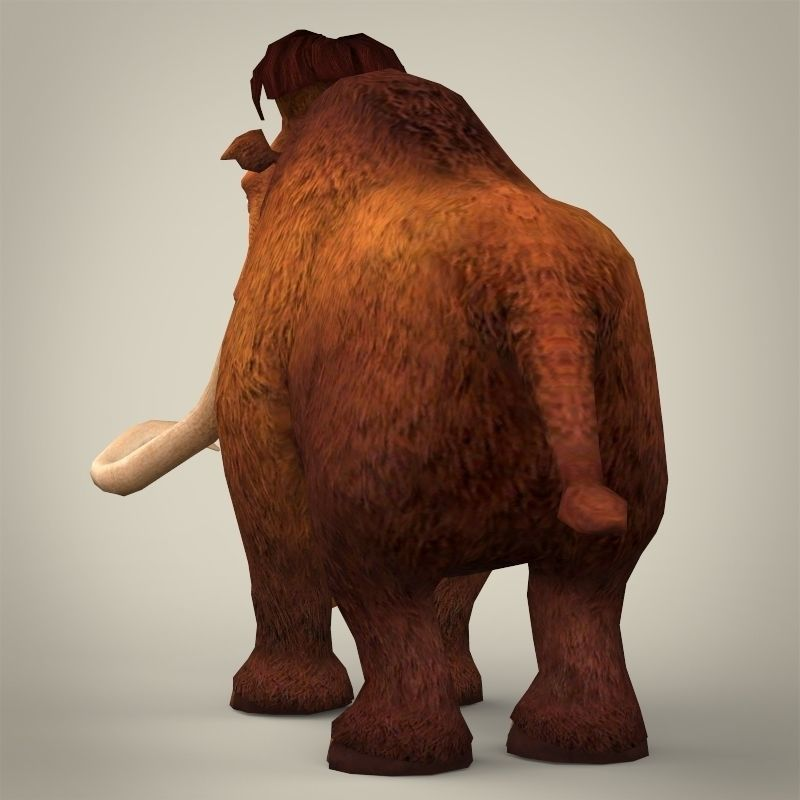 manfred ice age animal