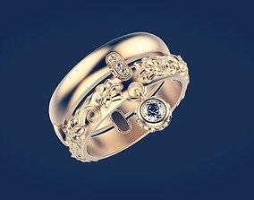Ring 59 3D print model