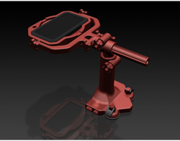 3D printable model Adjustable Arm Holder for Iphone 7 3