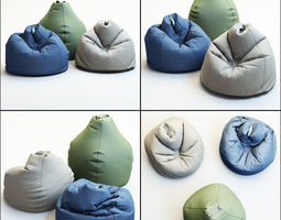 3D Bean Bag Esprit