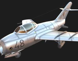 3D model realtime MiG-15