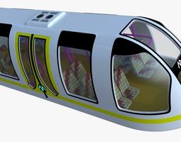 3D model Passenger transporter II