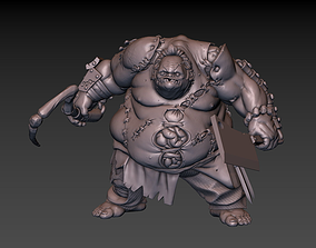 3D printable model Pudge