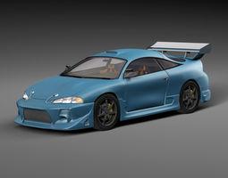Mitsubishi Eclipse 3D
