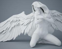 3D printable model Sexy angel series 004