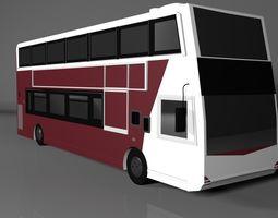 Edinburgh Bus 3D