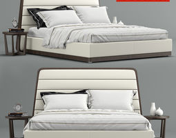 3D Besana Gilda bed