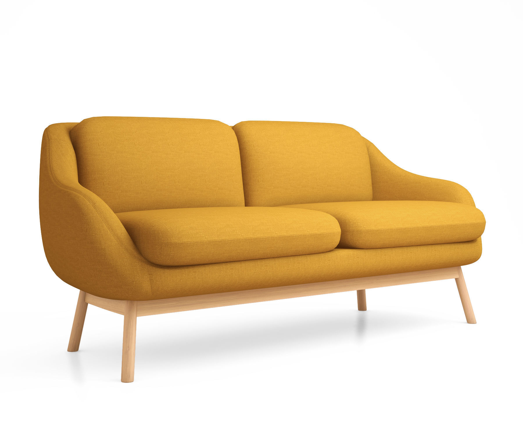 Oslo 2 seater sofa by Made
