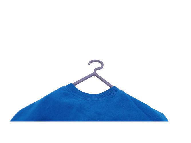 clothes hanger child 3d model stl 1