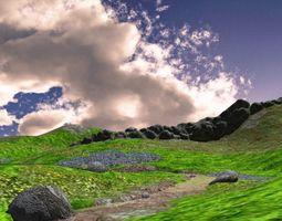 3D Planet Archipelago Stream 2
