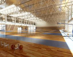 Sports Hall 3D