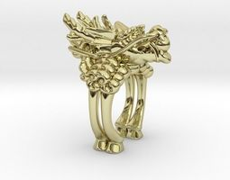 legend of kirin 3d model 3d model stl