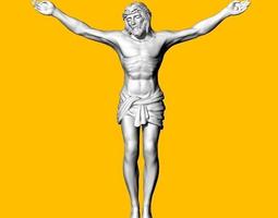 JESUS free 3D print model