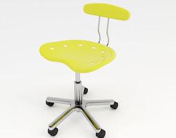 Chair Ofis 3D