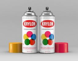 3D Krylon Spray Can