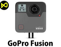 3D model GoPro Fusion