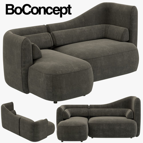 Boconcept Ottawa Sofa Model