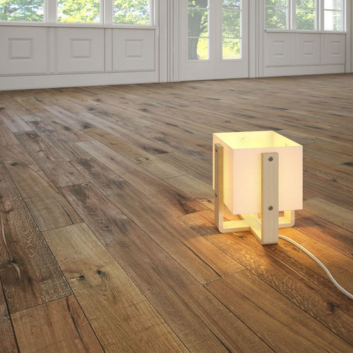 3d Model Strata Collection Flint Wooden Floor By Duchateau