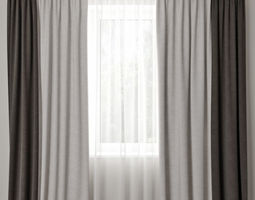 3D curtain 15