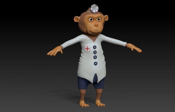 Monkey doctor