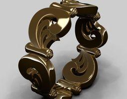 VORTEX SWELL  3D Model