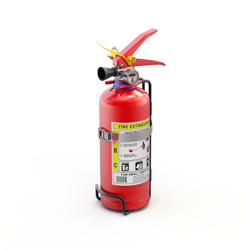 Car Fire Extinguisher >> Car Fire Extinguisher 3d Model