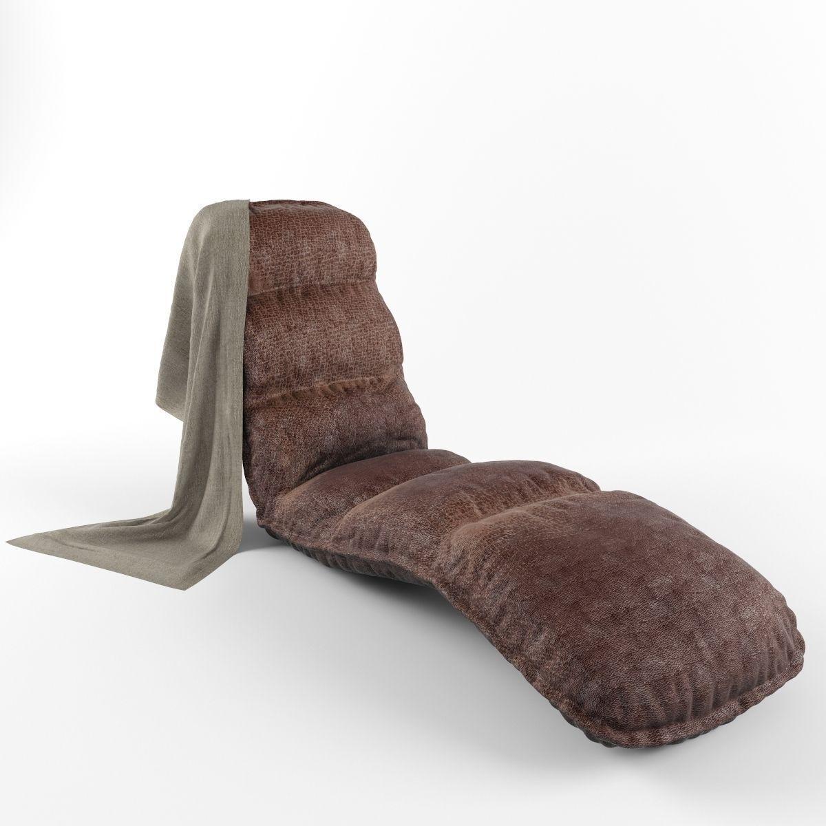 Adjustable Lounge Chair
