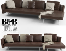 SAKe by B and B Italia 3D