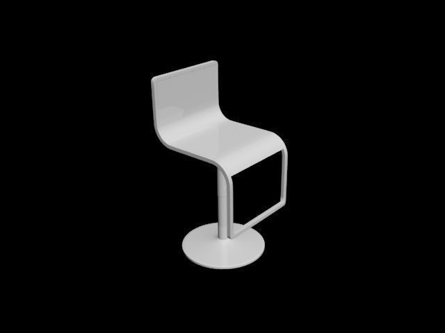 Minimalist chair