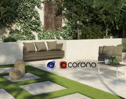 3DMOOD Outdoor grass