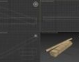 3D wooden boards