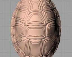 Animal Sculpture Model Tortoise A069 3D