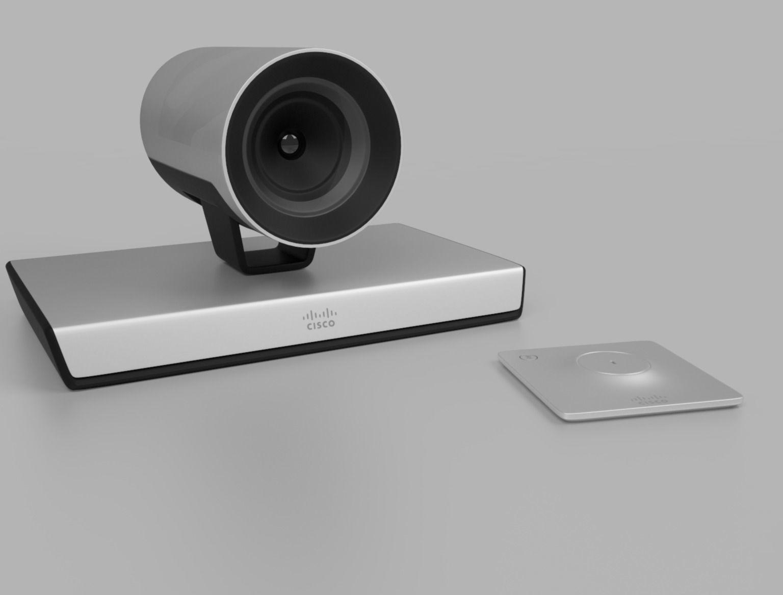 Cisco SX20 | 3D model