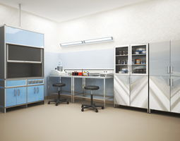 3D Research Laboratory 02 biology