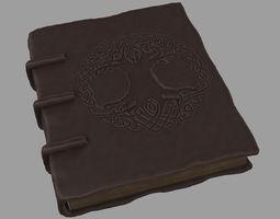 3D model Book Old 2